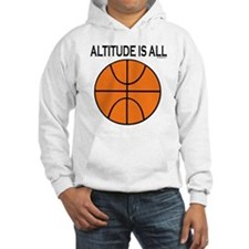 Altitude is All (blackT) Hoodie