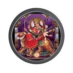 Durga Wall Clock