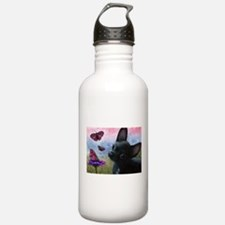 dog 91 Water Bottle