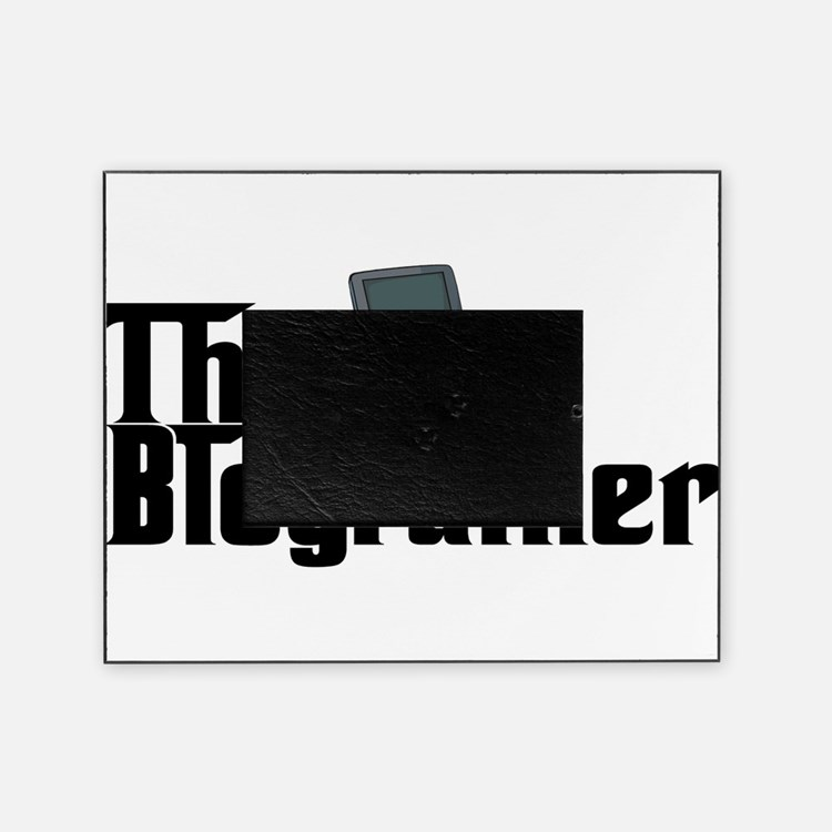 The Blogfather Picture Frame