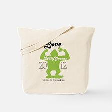 Love them Leafy Greens Tote Bag