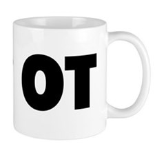 I HEART OT Mug