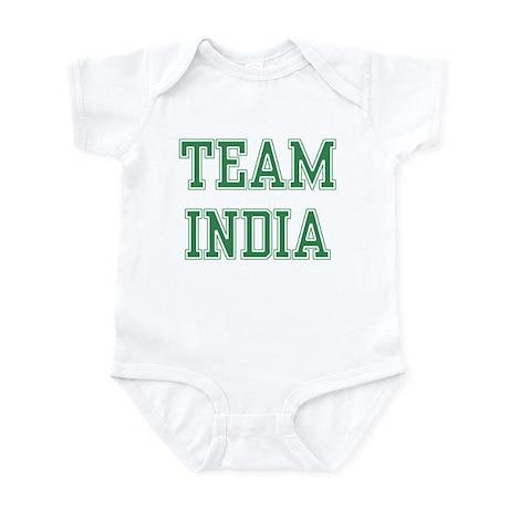 TEAM INDIA Infant Bodysuit