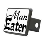 Man Eater Rectangular Hitch Cover