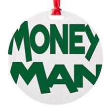Money Man Ornament