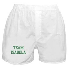 TEAM ISABELA  Boxer Shorts