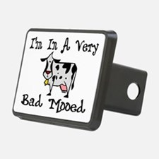 Bad Mooed Hitch Cover