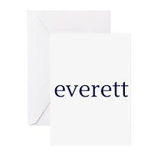 Everett Greeting Cards (Pk of 10)