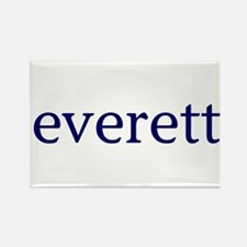 Everett Rectangle Magnet