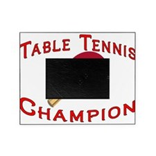 Table Tennis Champion Picture Frame