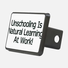 Unschooling Hitch Cover