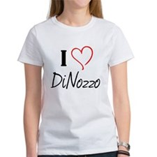 I <3 DiNozzo Tee