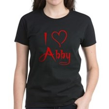 I <3 Abby Tee