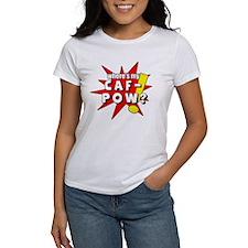Caf-Pow Tee