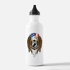 POW/MIA Eagle Water Bottle