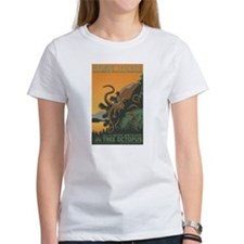 """A New Dawn"" Tree Octopus T-Shirt"