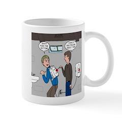 Hand Dryer Jetpack Mug