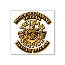USMM - Merchant Marine - Vietnam Vet - 1 Square St
