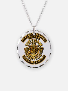 Usmm - Merchant Marine Necklace