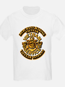 USMM - Merchant Marine - Vietnam Vet - 1 T-Shirt