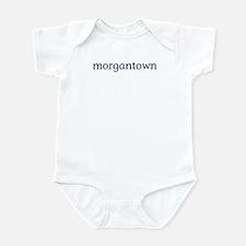 Morgantown Infant Bodysuit