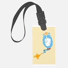 Corgi Genie - Luggage Tag