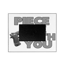 Piece Be With You Picture Frame