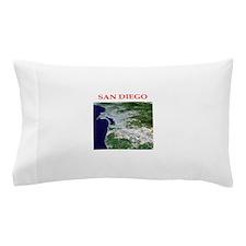 san diego Pillow Case