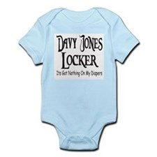 Davy Jones Locker! Infant Bodysuit