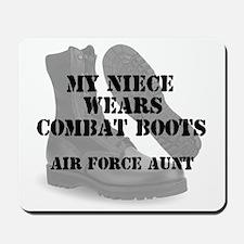 AF Aunt Niece wears cb Mousepad