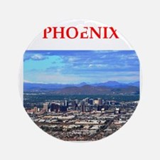 phoenix,arizona Ornament (Round)