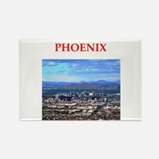 phoenix,arizona Rectangle Magnet