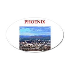 phoenix,arizona Wall Decal