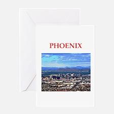 phoenix,arizona Greeting Card