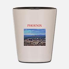 phoenix,arizona Shot Glass