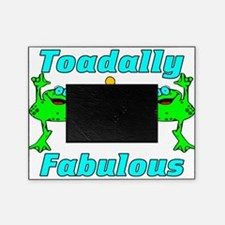 Toadally Fabulous Picture Frame