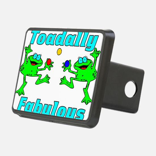 Toadally Fabulous Hitch Cover
