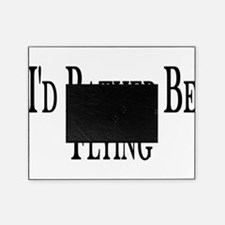 Rather Be Flying Picture Frame