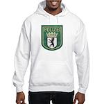 Berlin Police Hooded Sweatshirt