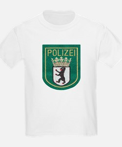 Berlin Police Kids T-Shirt