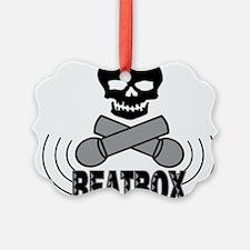 Beatbox Ornament