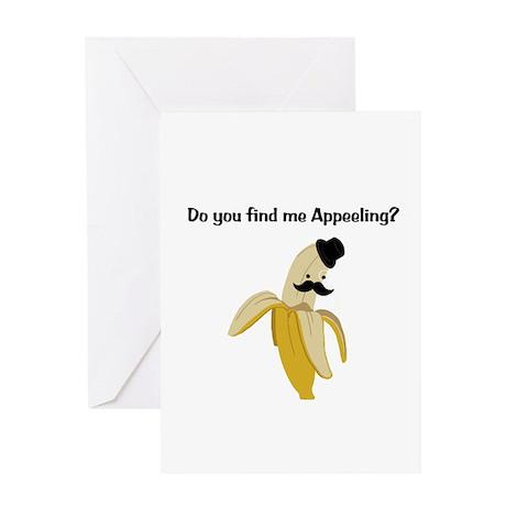 Appeeling Greeting Card