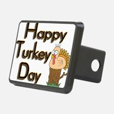Happy Turkey Day Hitch Cover