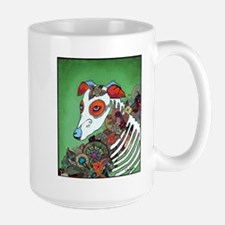 Dia los muertos, dog Mug