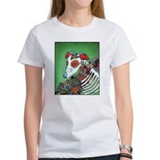 Dia los muertos, dog T-Shirt