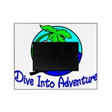 Dive Into Adventure Picture Frame