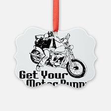 Motor Runnin Ornament