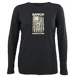 Call Me Betty 3/4 Sleeve T-shirt (Dark)
