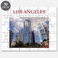 los angeles Puzzle