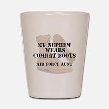 AF Aunt Nephew wears DCB Shot Glass